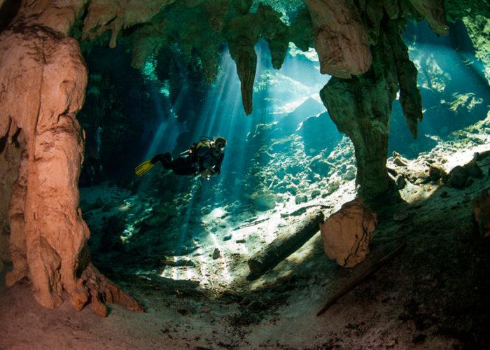 2-Tank-Dive-Cavern-dive