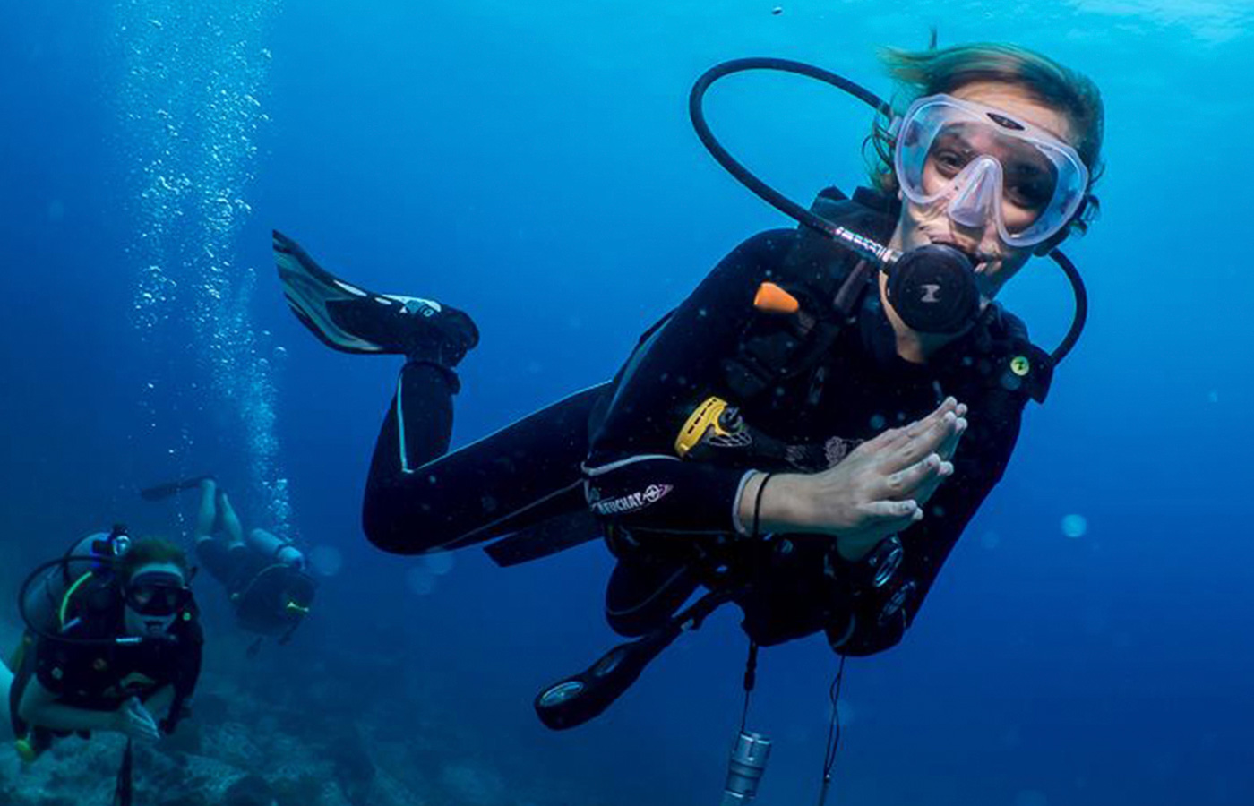 Divemaster Course in Cancun