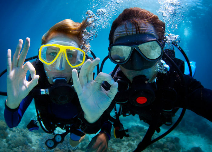 PADI course reactivations