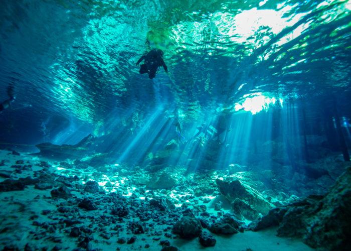 TDI-Cavern-Diver-Course