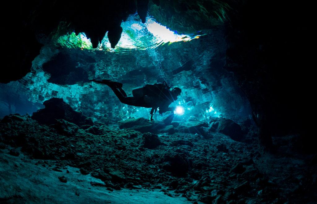 TDI Intro to Cave Diver Course
