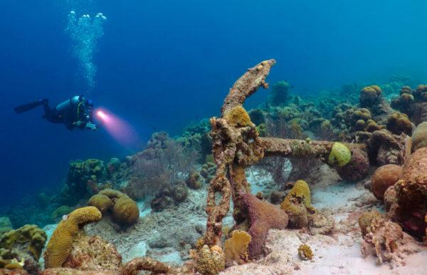 Wreck Diving Playa del Carmen