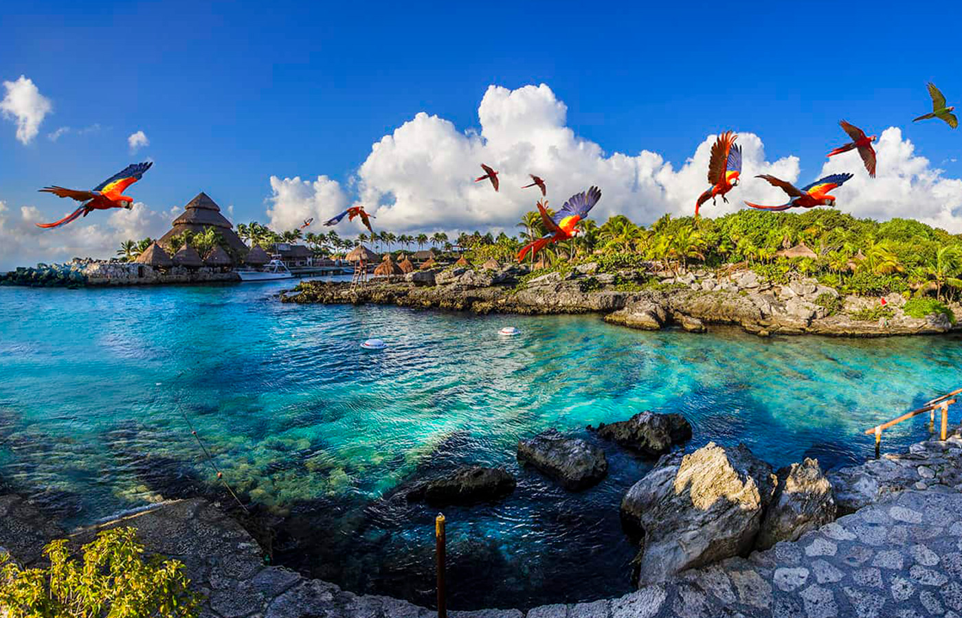 xcaret tour cancun