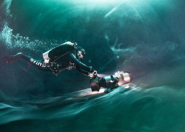 TDI Diver Propulsion