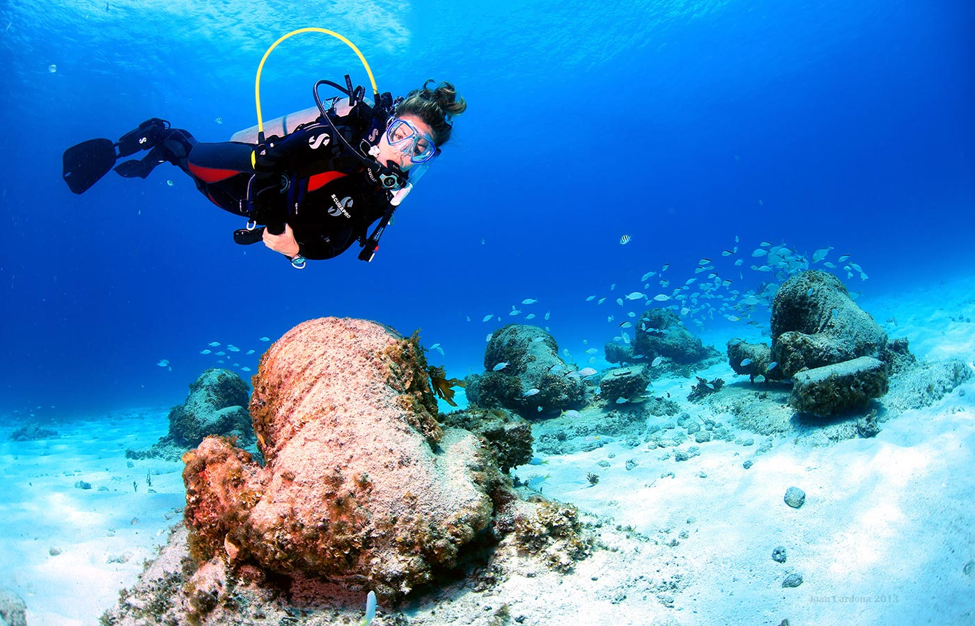 PADI Wreck Diver Speciality Course