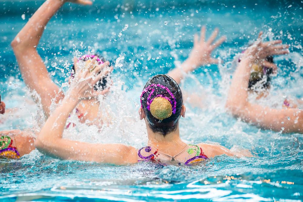 escuela de natación en cancun